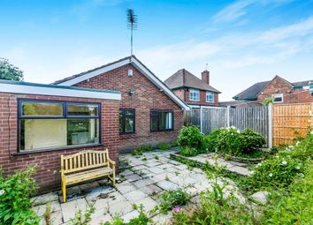 Thumbnail 2 bed detached bungalow for sale in Darbys Hill Road, Tividale, Oldbury