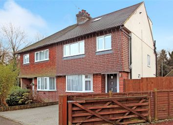 Thumbnail 4 bed semi-detached house for sale in Johnsdale, Oxted