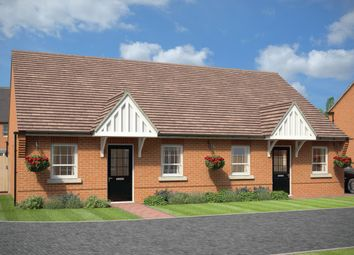 Thumbnail 2 bed semi-detached bungalow for sale in Laurels Road, Offenham, Evesham
