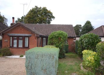Thumbnail 2 bed detached bungalow for sale in Nine Mile Ride, Finchampstead, Wokingham