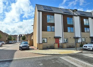Thumbnail 3 bed end terrace house for sale in Knot Tiers Drive, Upton, Northampton