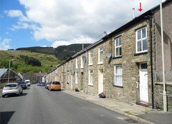 Thumbnail 2 bed terraced house for sale in Marian Street, Blaengarw, Bridgend, Mid Glamorgan