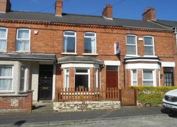Thumbnail 3 bed terraced house for sale in Brookland Street, Belfast