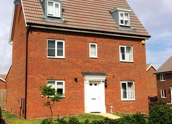 Thumbnail 6 bed property to rent in Anson Road, Upper Cambourne, Cambridge