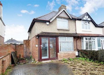Thumbnail 2 bed semi-detached house for sale in Whitby Grove, Swindon, Wiltshire