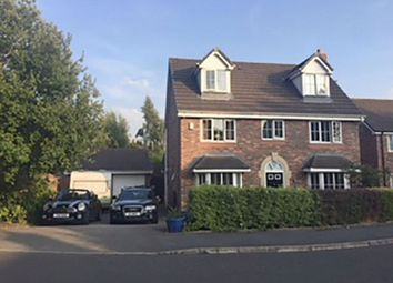 Thumbnail 5 bed detached house to rent in Heatherleigh, St. Helens