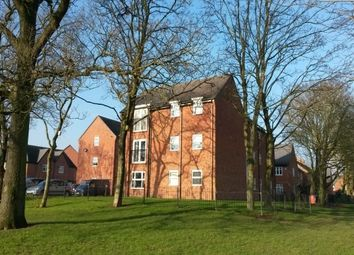 Thumbnail 2 bed flat to rent in St Thomas House, Lichfield