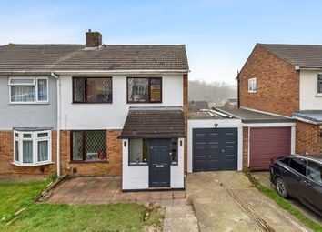Hillshaw Crescent, Strood, Rochester, Kent ME2. 3 bed semi-detached house for sale