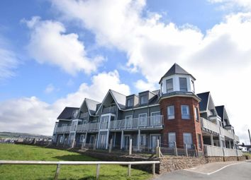 Thumbnail 1 bed flat for sale in Crooklets Road, Bude