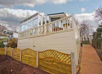 Thumbnail 2 bed mobile/park home for sale in Oversley Mill Park, Oversley Green, Alcester