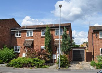 Thumbnail 3 bed end terrace house to rent in Avocet Crescent, College Town, Sandhurst