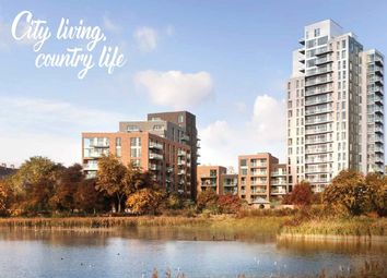 Thumbnail 2 bed flat for sale in Woodberry Down, Finsbury Park, London