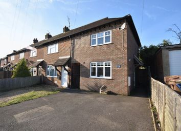 Thumbnail 2 bed terraced house to rent in Hill View Road, Farnham