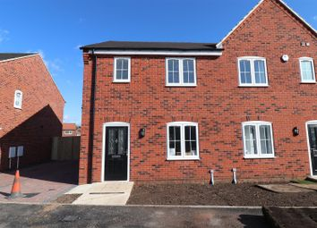 Thumbnail 3 bed semi-detached house for sale in Creswell Road, Clowne, Chesterfield
