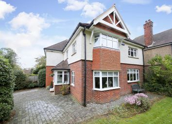 Thumbnail 5 bed detached house for sale in Chestnut Avenue, Southborough, Tunbridge Wells