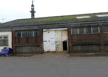 Thumbnail Warehouse to let in Salmon Road, Great Yarmouth