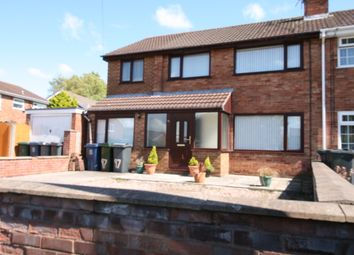 Thumbnail 3 bed semi-detached house to rent in Rivington Drive, Burscough, Ormskirk