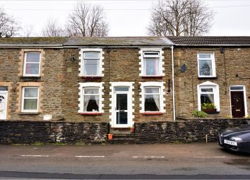 Thumbnail 4 bed terraced house for sale in Sunnyview, Argoed