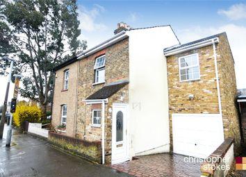 3 bed semi-detached house for sale in Cadmore Lane, Cheshunt, Waltham Cross, Hertfordshire EN8