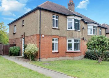 Thumbnail 2 bed maisonette for sale in Berry Close, Winchmore Hill