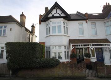 Thumbnail 4 bedroom end terrace house for sale in Templeton Avenue, London