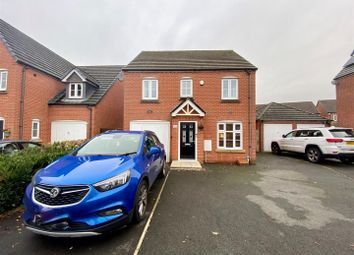 Thumbnail 3 bed detached house for sale in Whitington Close, Little Lever, Bolton