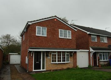 Thumbnail 3 bed link-detached house to rent in Redcar Road, Trentham, Stoke-On-Trent