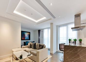 Thumbnail 2 bed flat for sale in Radnor Terrace, Kensington