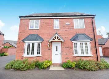 4 bed detached house to rent in Honeysuckle Road, Witham St. Hughs, Lincoln LN6