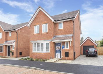 Thumbnail 3 bed detached house for sale in Stadhampton, Oxfordshire