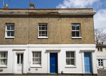 Thumbnail 2 bedroom end terrace house for sale in George Iv Street, Cambridge