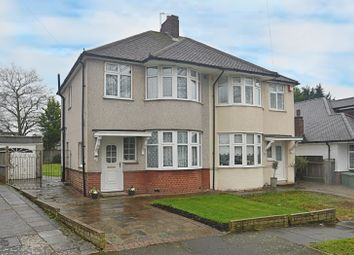 Thumbnail 3 bed semi-detached house for sale in Langley Gardens, Petts Wood, Orpington