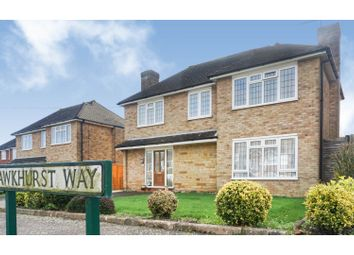 3 bed detached house for sale in Hawkhurst Way, Bexhill-On-Sea TN39