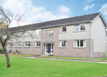 Thumbnail 1 bed flat for sale in Queens Court, Milngavie, Glasgow