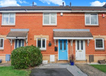Thumbnail 2 bed town house for sale in Taverners Road, Leicester
