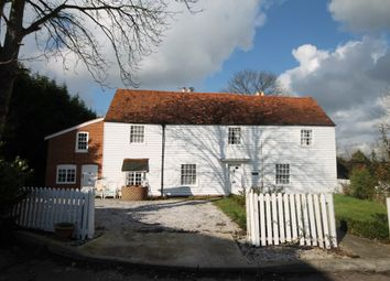 Thumbnail 5 bedroom detached house for sale in Millers Farm House, Grove Lane