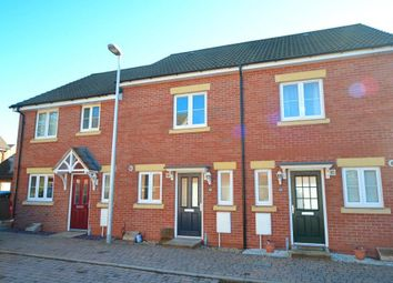 Thumbnail 2 bed town house for sale in Webbers Way, Tiverton