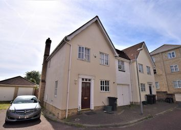 Thumbnail 4 bed end terrace house to rent in Capstan Place, Colchester
