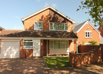Thumbnail 4 bed detached house for sale in Manor Close, Shrivenham, Swindon
