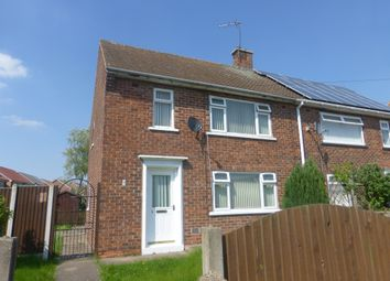 Thumbnail 2 bed semi-detached house for sale in Amanda Road, Harworth, Doncaster