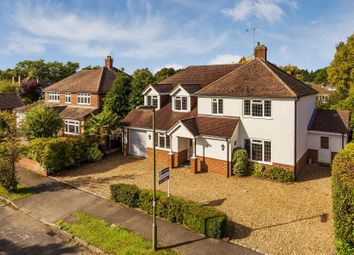 Thumbnail 5 bed detached house to rent in Willow Close, Woodham, Addlestone