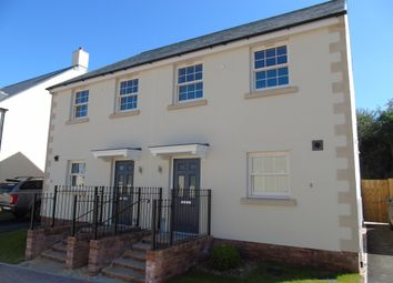 Thumbnail 2 bed semi-detached house for sale in Court Close, Aberthin, Cowbridge