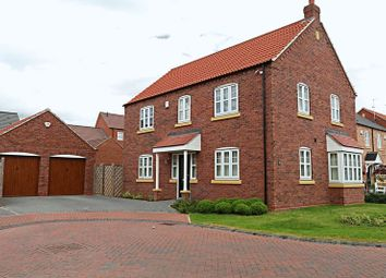Thumbnail 4 bedroom detached house for sale in Bowland Way, Kingswood, Hull