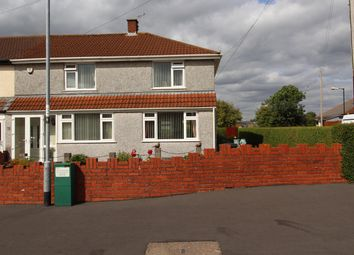 Thumbnail 4 bed end terrace house for sale in Gilda Crescent, Whitchurch, Bristol