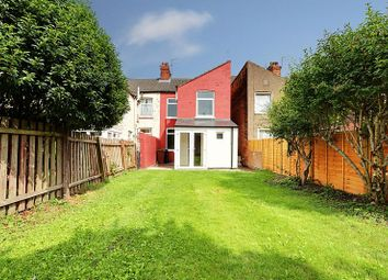 Thumbnail 3 bed end terrace house for sale in Portobello Street, Hull