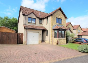 Thumbnail 4 bed detached house for sale in Deanburn Gardens, Seafield, Bathgate
