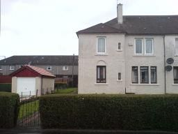 Thumbnail 2 bed flat to rent in Banchory Place, Tullibody, Alloa