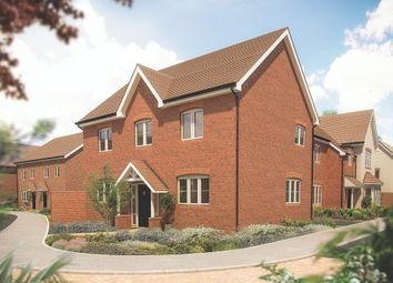 """Thumbnail 4 bed detached house for sale in """"The Chestnut"""" at Haughton Road, Shifnal"""