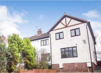 Thumbnail 3 bed semi-detached house to rent in Halton Brow, Halton Village, Runcorn