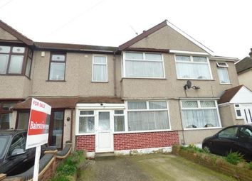 Thumbnail 3 bedroom terraced house for sale in Wilfred Avenue, Rainham